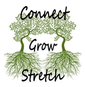 Connect Grow Stretch logo